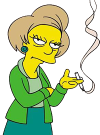 krabappelsmoking